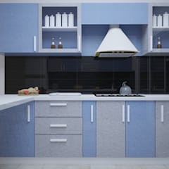 by Vinra Interiors Modern پلائیووڈ