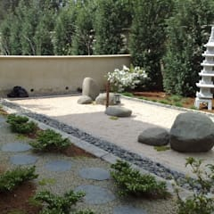 CHASKELSON:  Garden by Japanese Garden Concepts,