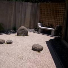 ARNOLD:  Garden by Japanese Garden Concepts,