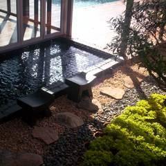 MORSE:  Garden by Japanese Garden Concepts, Asian