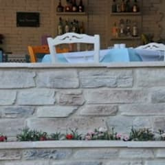 Projects:  Patios by Tepostone South Africa, Mediterranean Stone