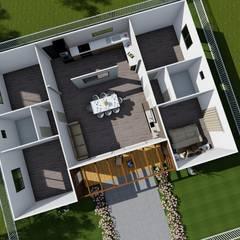 Maisons préfabriquées de style  par Discovercasa | Casas de Madeira & Modulares