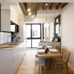 Built-in kitchens by Rez estudio
