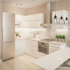 Kitchen units by Abryutin Project