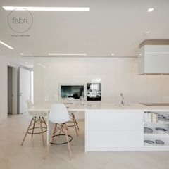 Built-in kitchens by FABRI