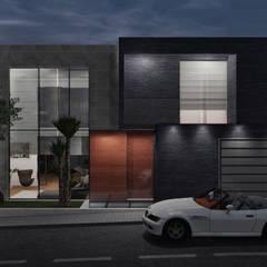Houses by TECTONICA STUDIO SAC
