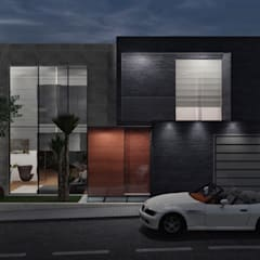CASA ILO 2018: Casas de estilo  por TECTONICA STUDIO SAC