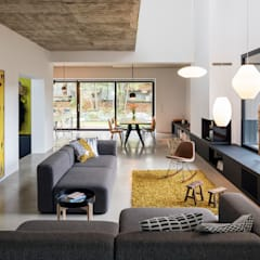 Living room by SEHW Architektur GmbH