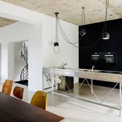 Cocinas de estilo  por SEHW Architektur GmbH, Industrial