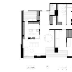 Projekty,  Podłogi zaprojektowane przez estudio calma