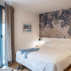 KAILANI HOME OFFICE : Dormitorios de estilo  de Bloomint design