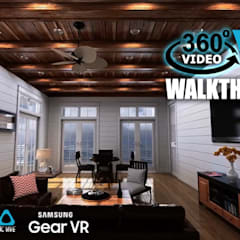 360 Degree 3D Walkthrough Animation By Yantram Virtual Reality Application New York, USA:  Commercial Spaces by Yantram Architectural Design Studio
