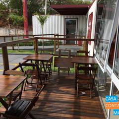 ร้านอาหาร by Casa Container Marilia - Arquitetura em Container