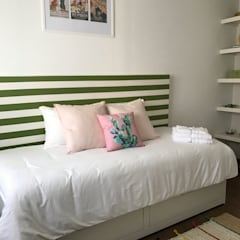Teen bedroom by IAM Interiores, Country