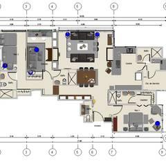 Proyecto Zurich: Estudios y oficinas de estilo clásico por eleganty