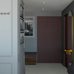 eleganty의  현관문