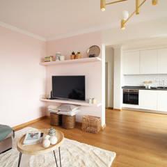 Living room by Rima Design