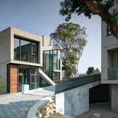 關西杜宅:  房子 by 形構設計 Morpho-Design