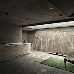 關西杜宅:  視聽室 by 形構設計 Morpho-Design