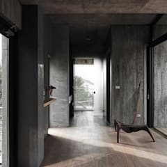 Baños Turcos de estilo  por 形構設計 Morpho-Design