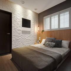 御見設計企業有限公司:  tarz Yatak Odası