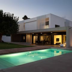 Houses by Mano de santo - Equipo de Arquitectura