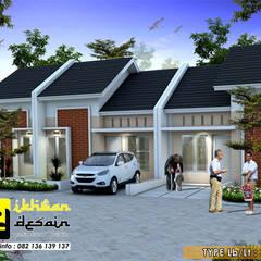 Rumah type 30:  Rumah tinggal  by Ikhwan desain