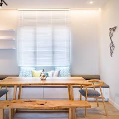 NAUTICA LAKESUITES CONDOMINIUM , KL:  Dining room by BND STUDIO