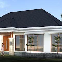 Single family home by Ikhwan desain