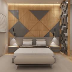 ห้องนอน by Angelourenzzo - Interior Design