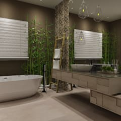 Bathroom by Angelourenzzo - Interior Design
