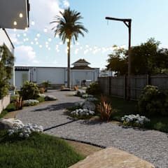 Garden by BUILD ARQUITECTURA
