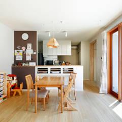 Muebles de cocinas de estilo  por atelier m