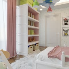 Girls Bedroom by Nuevo Tasarım,