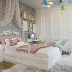 Girls Bedroom by homify, Country