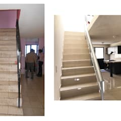 Stairs by Dehonor Arquitectos