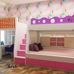 Bedroom by Simply Arch.