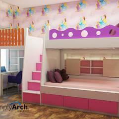 : Kamar Tidur oleh Simply Arch.,