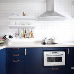Nhà bếp by 디자인담다