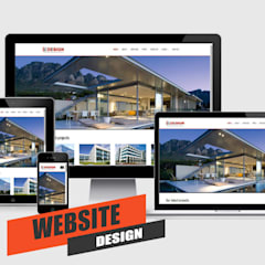Website Design Company By Yantram Real Estate Digital Branding Agency New York, USA:  Clinics by Yantram Architectural Design Studio