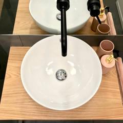 Baños de estilo  por Rima Design, Escandinavo