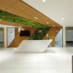 Office buildings by malvigajjar