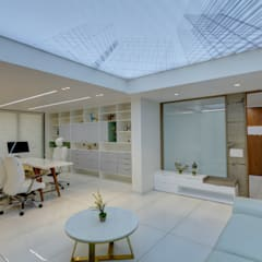 Corporate Office - Sanand:  Office buildings by malvigajjar