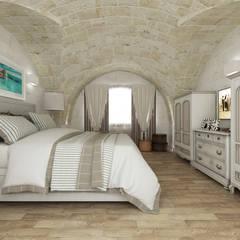 Slaapkamer door De Vivo Home Design