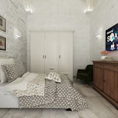 Bedroom by De Vivo Home Design
