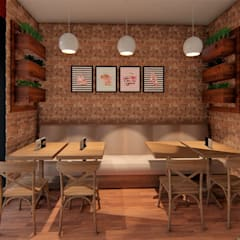 Offices & stores by TRAIT ARQUITETURA E DESIGN