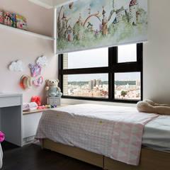 Phòng ngủ bé trai by 達譽設計