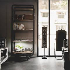 อาคารสำนักงาน ร้านค้า by 達譽設計
