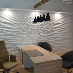 Study/office by Loft Design System Deutschland - Wandpaneele aus Bayern