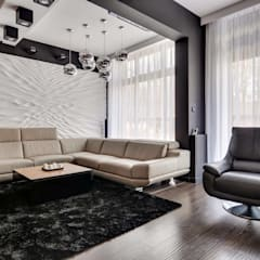 """Modell """"Illusion"""" :  Wohnzimmer von Loft Design System Deutschland"""